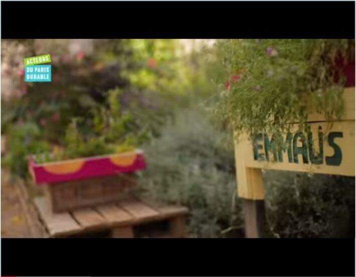 Le portrait du mois – Septembre 2014 – Le jardin partagé et d'insertion Saint Laurent