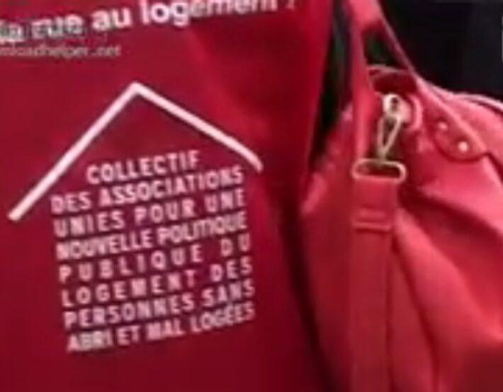 Mobilisation du Collectif des Associations Unies – 2 octobre 2014