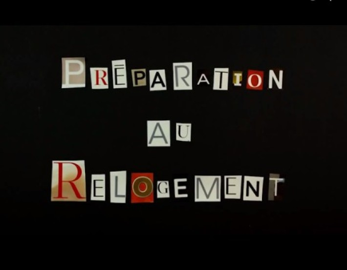 Le film d'animation de l'atelier préparation au logement d'EMMAÜS Solidarité