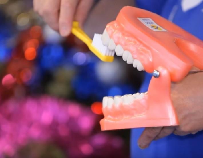 Soins dentaires pour les enfants de l'association