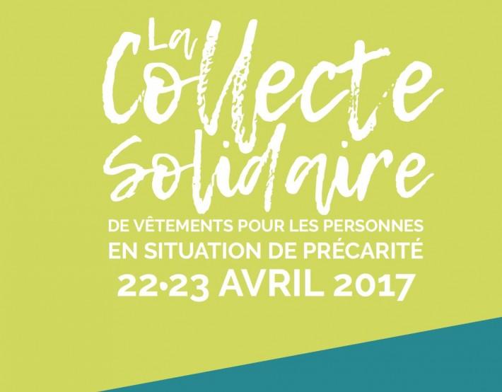 #CollecteSolidaire pour les personnes en situation de précarité
