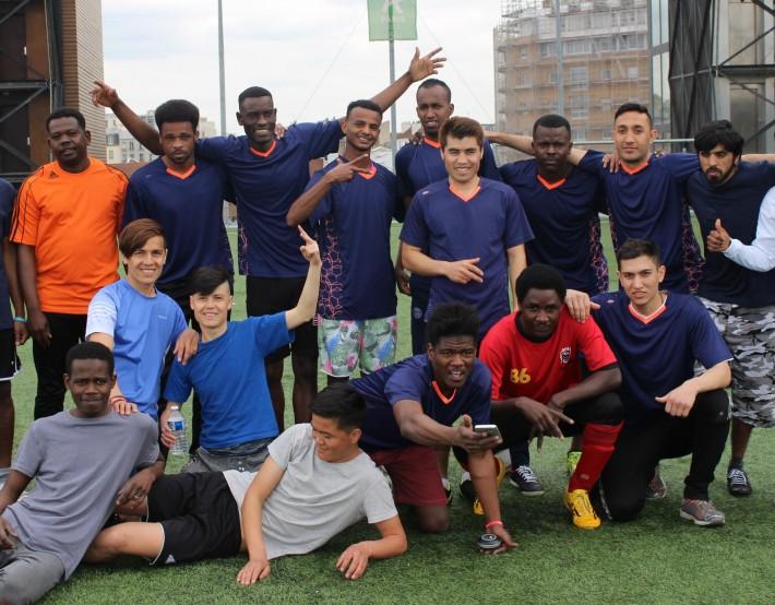 Journée Solidairement Sportive du 19e