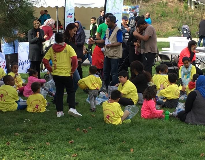 La Viviccita – EMMAÜS Solidarité participe à la course pour la paix