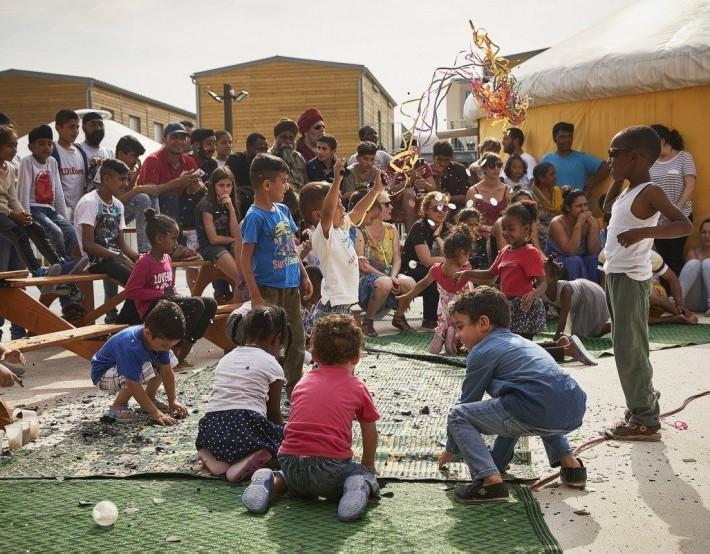 Les personnes exilées vulnérables hébergées au centre d'Ivry sur Seine