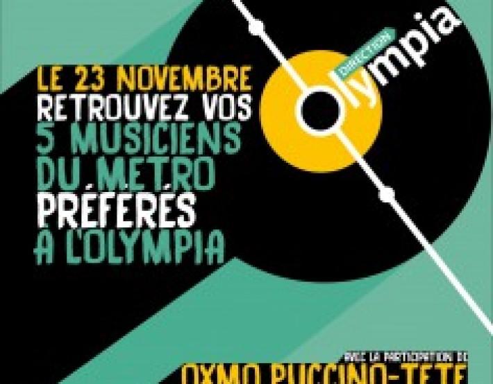 Concert à l'Olympia sous le signe de la solidarité