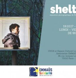 Shelter, l'exposition photographique