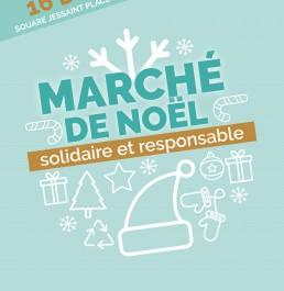 Marché de Noël EMMAÜS Solidarité