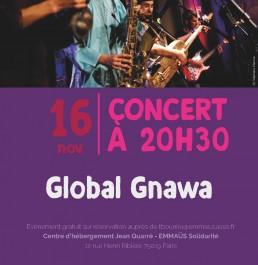 Concert Global Gnawa