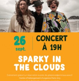CONCERT SPARKY IN THE CLOUDS