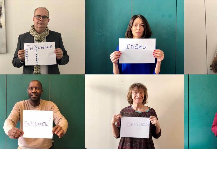 EMMAÜS Solidarité fête 65 ans d'engagement
