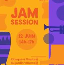 JAM Session de Lancry en Concert