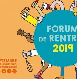 EMMAÜS Solidarité au forum de rentrée du XIVe