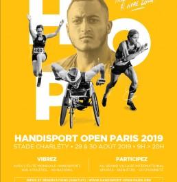 Handisport Open avec EMMAÜS Solidarité