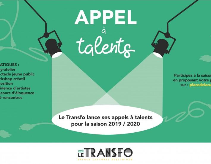 Un Appel à vos Talents !