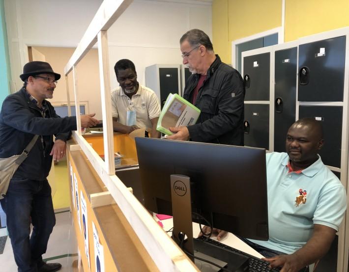 Traversière : un accueil de jour et un Centre d'Hébergement d'Urgence près de la Gare de Lyon