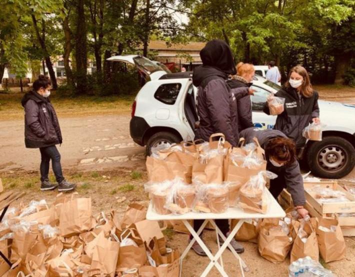 Gestion de la crise pandémique à la maraude du bois de Vincennes
