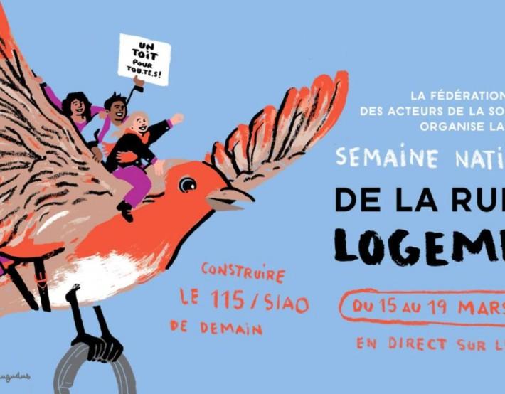 « De la rue au logement » : une semaine de mobilisation et un manifeste pour lutter contre le sans-abrisme